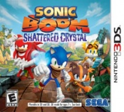 Sonic Boom: Shattred Crystal (3DS)
