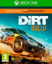 Dirt Rally Legend Edition (XboxOne) (GameReplay)