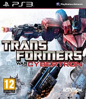 Transformers: War for Cybertron (PS3) (GameReplay)