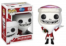 Фигурка POP! Vinyl: Disney: NBX: Santa Jack Skellington 3289