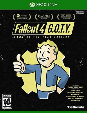 Fallout 4. Game of the Year Edition (Xbox One) от GamePark.ru