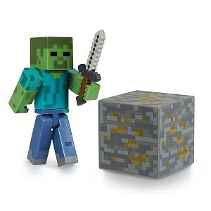 Фигурка Minecraft: Zombie