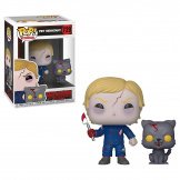 Фигурка Funko POP Horror: Pet Sematary – Undead Gage & Church (37628)
