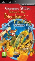 Geronimo Stilton: Return to the Kingdom of Fantasy (PSP)