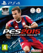 Pro Evolution Soccer 2015 (PS4) (GameReplay)