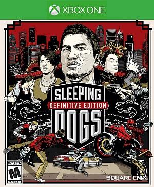 Sleeping Dogs: Definitive Edition (XboxOne)