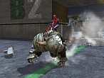 Скриншот Spider-Man: Web of Shadows (PS2), 2