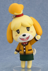 Фигурка Nendoroid Animal Crossing: New Leaf – Shizue (Isabelle) (10 см.)