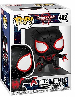 Фигурка Funko POP! Bobble: Marvel: Animated Spider-Man: Miles Morales
