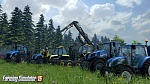 Скриншот Farming Simulator 2015, 6
