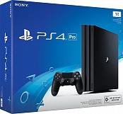 "PlayStation 4 1TB PRO ""Game replay"" (B)"