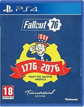 Fallout 76. Tricentennial Edition (PS4) (GameReplay)