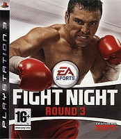 Fight Night Round 3 (PS3) (GameReplay)