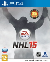 NHL 15 (PS4) (GameReplay)