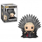 Фигурка Funko POP Deluxe: Game of Thrones – Daenerys on Throne