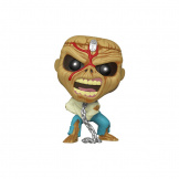 Фигурка Funko POP! Vinyl: Rocks: Iron Maiden: Piece Of Mind (Skeleton Eddie) 45983