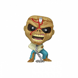 Фигурка Funko POP! Vinyl: Rocks: Iron Maiden: Piece Of Mind (Skeleton Eddie) 45983 фото