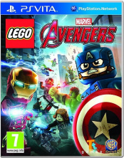LEGO Marvel Avengers (PS Vita)