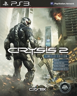 Crysis 2 Limited Edition (PS3) (GameReplay)
