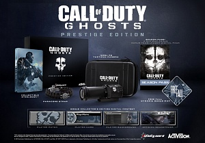 Call of Duty: Ghosts Prestige Edition (Xbox360)
