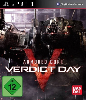 Armored Core: Verdict Day (PS3) от GamePark.ru
