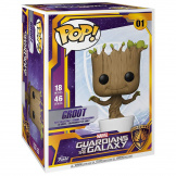 Фигурка Funko POP Marvel: Guardians O/T Galaxy – Dancing Groot (50094)