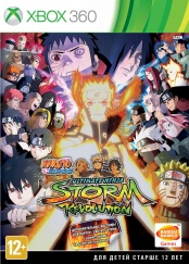 Naruto Shippuden Ultimate Ninja Storm Revolution (Xbox360) (GameReplay)