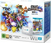 Wii U Basic Pack Super Smash Bros (Белая)