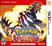 Pokemon Omega Ruby (русская версия) + CARD CASE (3DS)
