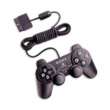 Controller Dual Shock 2 Black (PS2)