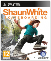 Shaun White Skateboarding (PS3) (GameReplay)