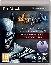 Batman: Arkham Collection (PS3)