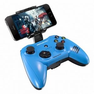 Геймпад Mad Catz C.T.R.L.i Mobile Gamepad - Gloss Blue для iPhone и iPad
