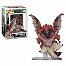 Фигурка Funko POP! Vinyl: Games: Monster Hunter  S1:  Rathalos 27342