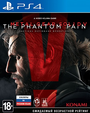 Metal Gear Solid 5(V): The Phantom Pain Day One Edition(PS4) (GameReplay)