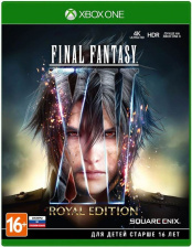 Final Fantasy XV. Royal Edition (Xbox One)