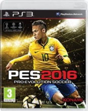 Pro Evolution Soccer 2016 (PS3) (GameReplay)