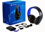 Wireless Stereo Headset Jet Black (PS4/ PS3/ PS Vita)