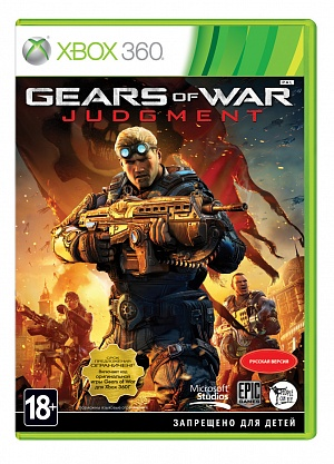 Gears of War Judgment (Xbox 360) (GameReplay) фото