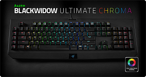 Клавиатура Razer BlackWidow Chroma