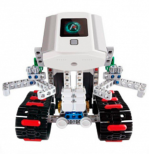 Детский конструктор-робот – набор Krypton 4 (Shanghai PartnerX Robotics) фото