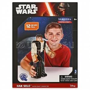 Конструктор из бумаги Star Wars Han Solo