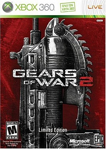 Gears of War 2 Limited Edition (XBox360)