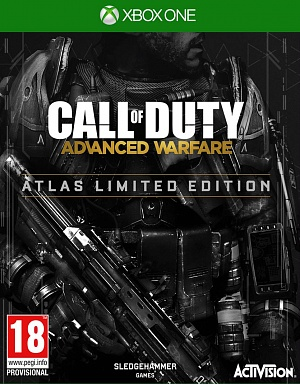 Call of Duty: Advanced Warfare Atlas Limited Edition (XboxOne)