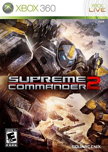Supreme Commander 2 (Xbox360) (GameReplay)