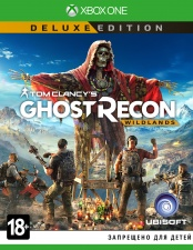 Tom Clancy's Ghost Recon: Wildlands. Deluxe Edition (XboxOne)