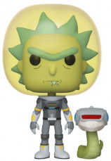 Фигурка Funko POP Rick and Morty – Space Suit Rick w/Sn