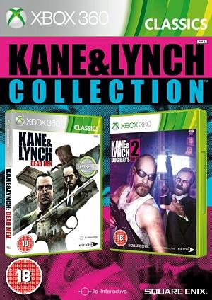 Kane & Lynch + Kane & Lynch 2 - Doublepack (Xbox360)