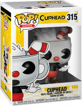 Фигурка Funko POP! Vinyl: Games: Cuphead: Cuphead New Pose (Exc) 28432
