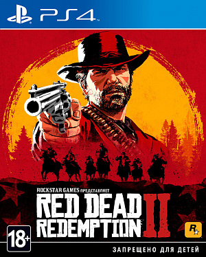 Red Dead Redemption 2 (PS4) фото
